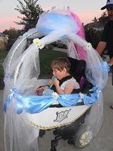 Addie as Cinderella