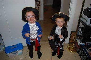Scurvy Pirates, 2010